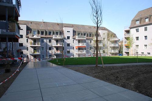 Siedlungen